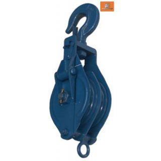 TRIZERATOP Umlenkrolle Seilblock EXD - 2 Rollig