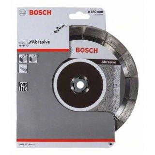 Diamanttrennscheibe Bosch Expert for Abrasive 180x22,23x2,4