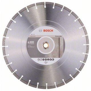Diamanttrennscheibe Bosch Standard for Concrete 400x20,00/25,40x3,2