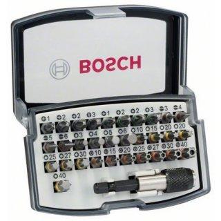 Bosch Bit-Set 32teilig Accessories 2607017319