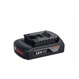 Bosch Akkupack GBA 18V 1,5Ah Li-Ion Professional 1600Z00035