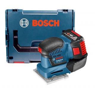 Akku-Schwingschleifer Bosch GSS 18 V-10 (2x5.0Ah L-BOXX)