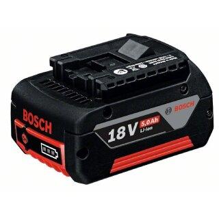 Bosch Akkupack GBA 18V 5,0Ah Li-Ion
