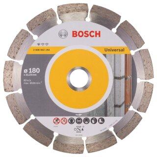 Diamanttrennscheibe Bosch Standard for Universal 180x22,23x2,0