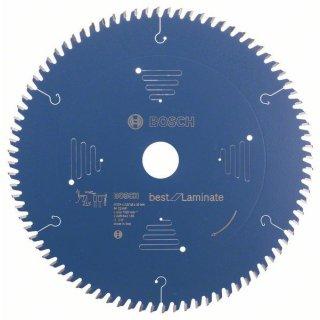Bosch Kreissägeblatt Best for Laminate, 254 x 30 x 2,5 mm, 84Z