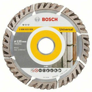 Diamantscheibe Bosch Standard for Universal 125x22,23x2,0 Turbo