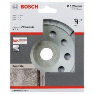 Diamanttopfscheibe Standard for Concrete 125x22,23
