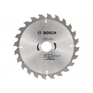 Kreissägeblatt Bosch Eco for Wood 190x20x2,2/1,4 z24 2608644375