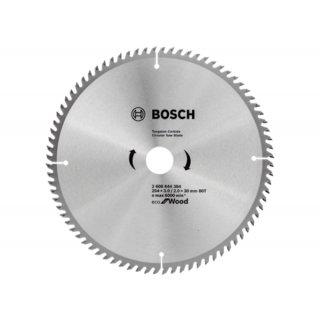 Kreissägeblatt Bosch Eco for Wood 254x30x3,0/2,0 z80