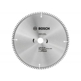 Kreissägeblatt Bosch Eco for Wood 305x30x3,2/2,2 z100