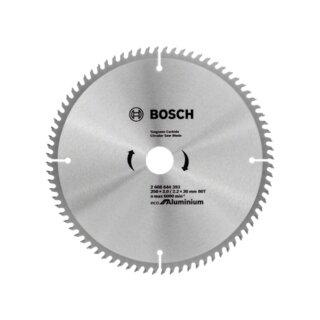 Kreissägeblatt Bosch Eco for Aluminium 305x30x3,0/2,2 z80