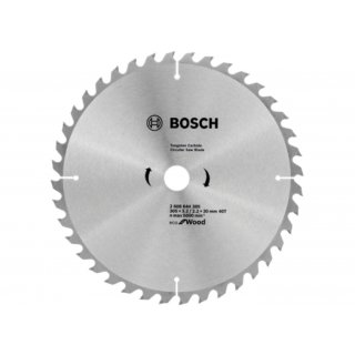 Kreissägeblatt Bosch Eco for Wood 305x30x3,2/2,2  z40 2608644385