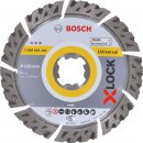 Diamantscheibe Bosch X-LOCK Best for Universal 125x22,23x2,4