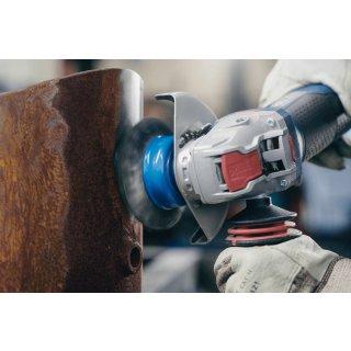 Topfbürsten gewellter Draht Bosch X-LOCK Clean for Inox  75,0x0,30 (rostfreier Stahldraht)