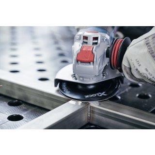 Schleifscheibe Fiberschleifscheibe Bosch X-LOCK Best for Metal R574 125x22,23 K80