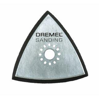 DREMEL Multi-Max Delta-Klettschleifplatte (MM11)
