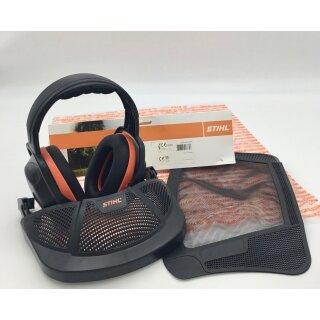 STIHL Gesichtsschutz Gehörschutz kurz, Nylongitter Kombination