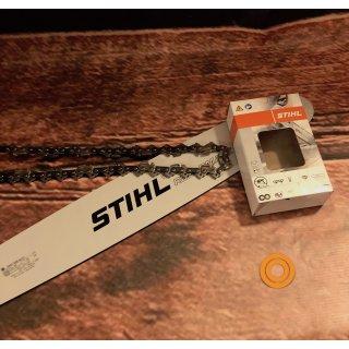 STIHL Führungsschine Hartmetalsägekette SET 3/8 1,3mm 30cm