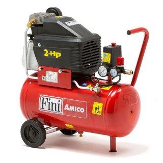 Kompressor AMICO FINI 25/2400-2M 230/50 - 24 l / 8 bar