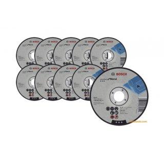 10x Trennscheiben Standard for Metal 125X1,6X22,23 A 60 T BF