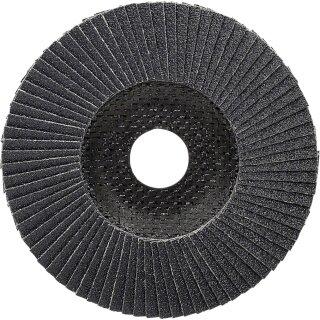 10x Bosch Fächerschleifscheiben Best for Metal 125mm, K40, gewinkelte