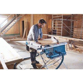 Tischsäge Bosch GTS 635-216 + Arbeitstisch GTA 560