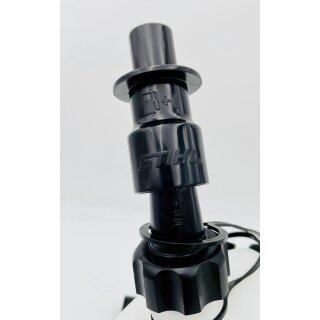 STIHL Kombi-Kanister SET transparent, Standard inkl. Einfüllsystem Kraftstoff +ÖL