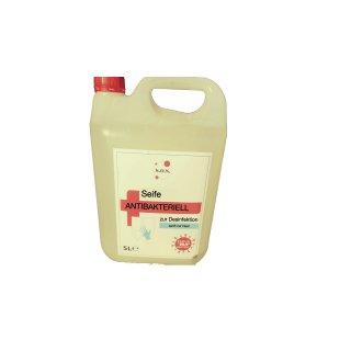 Antibakterielle Seife 5L