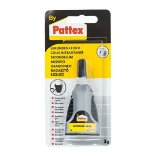 Pattex Sekundenkleber Super Glue Liquid (3 g)