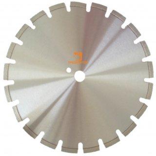 Diamanttrennscheibe Laser-Asphalt 350 mm 25,4 mm