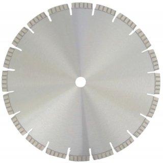 Diamanttrennscheibe Laser Turbo Beton 350 mm 25,4 mm