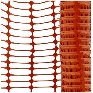 Kunststoff-Fangzaun 1m x 50m