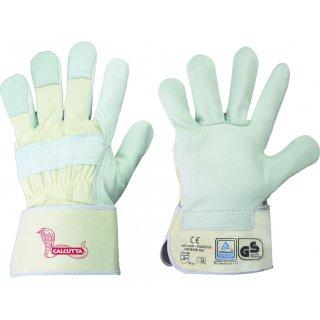 Handschuhe - Vollrindleder - CALCUTTA STRONGHAND® Gr. 10,5