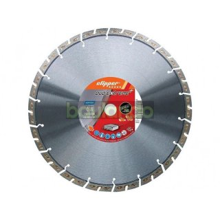 Norton Clipper Diamantscheibe Extreme Beton -  125 x 22,2 mm