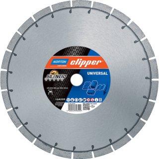 Norton Clipper Diamanttrennscheibe Extreme Universal Silencio - 450x25,4 mm