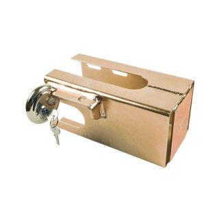 Diebstahlschutz für Zugdeichsel Safety Box