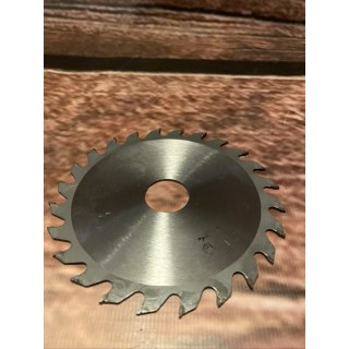 Kreissägeblatt Hartmetall HM 115x22 24Z Winkelschleifer