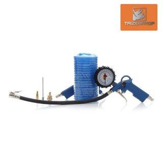 Druckluftset 6 teilig Kompressor Zubehör-Set