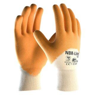 Nitril-Montagehandschuhe NBR-Lite ATG