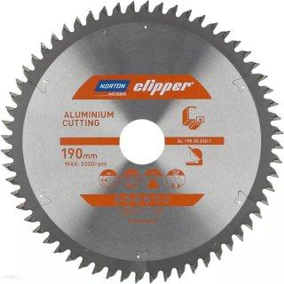 Norton Clipper Kreissägeblatt Holz / Verbundwerkstoffe 260x30 60Z