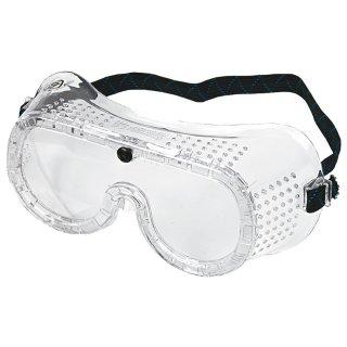 Schutzbrille PVC Standard Vollschutz Schleifbrille Überbrille