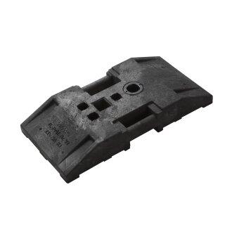 TL-Fußplatte Typ MB-TL 92 Kunststoffrecycling
