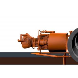 GÖLZ Kernbohrgerät KB350 mit STIHL FS56C Motor