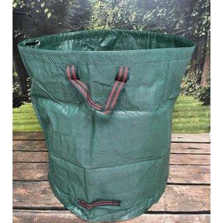 Faltbarer Gartensack Gartenabfallsack 272L Laubsack, Grünschnitt, Rasenschnitt 68x72cm
