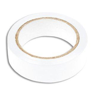 Isolierklebeband weiß 19mm x 10m