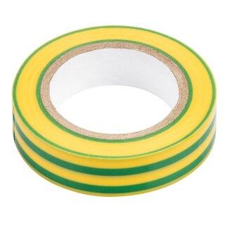 Isolierklebeband gelb-grün 19mm x 10m