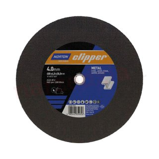 Norton Clipper Trennscheibe Metall A24R 400x4,0x20 mm 66253371529