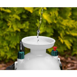 Drucksprühgerät 3 Liter Drucksprüher Pflanzensprüher Gartenspritze