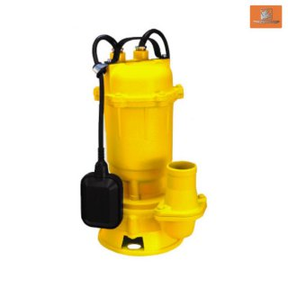 """Schmutzwasserpumpe Tauchpumpe Fäkalienpumpe 3100W, 2"""" - 7m mit Schwimmschalter"""